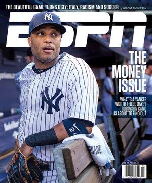 ESPN Magazine w/ ESPN Insider: 2-Years $9.50 or 1-Year  $5