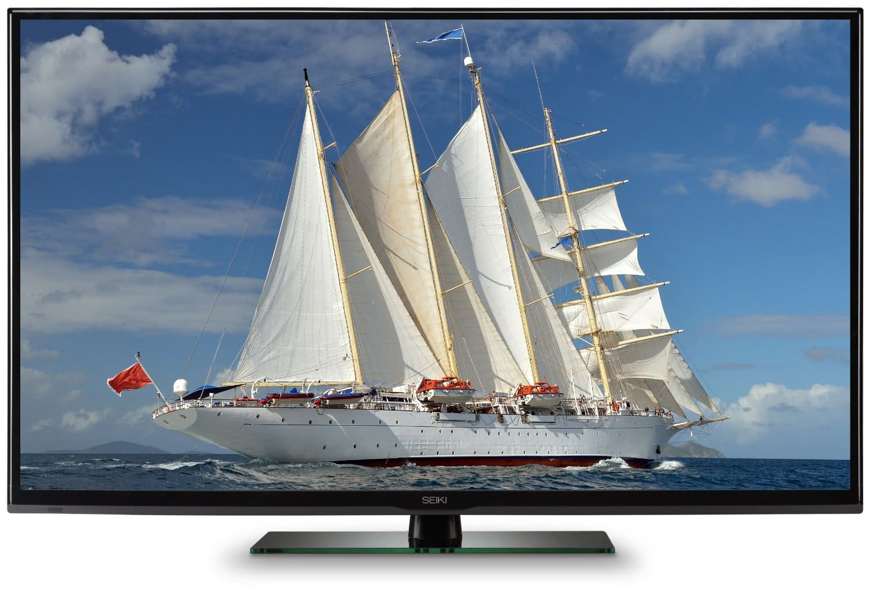 "65"" Seiki SE65UY04 4K Ultra HD 120Hz LED HDTV  $1050 + Free Shipping"