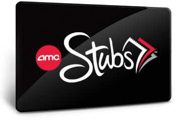 AMC Stubs Membership + $5 in Bonus Bucks  $8