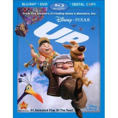 "Printable Coupons: ""UP"" Blu-Ray $10 off,  Monsters Inc $8 off, stackable $8 off both at Target"