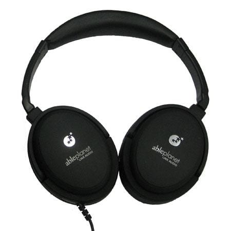 Able Planet NC300B Around-the-Ear Active Noise Canceling Headphones  $30 + Free Shipping