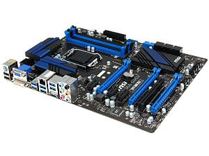 MSI Z97-G55 SLI LGA 1150 Intel Z97 HDMI SATA 6Gb/s USB 3.0 ATX Intel Motherboard $78.99 AR *Lowest Price Ever*