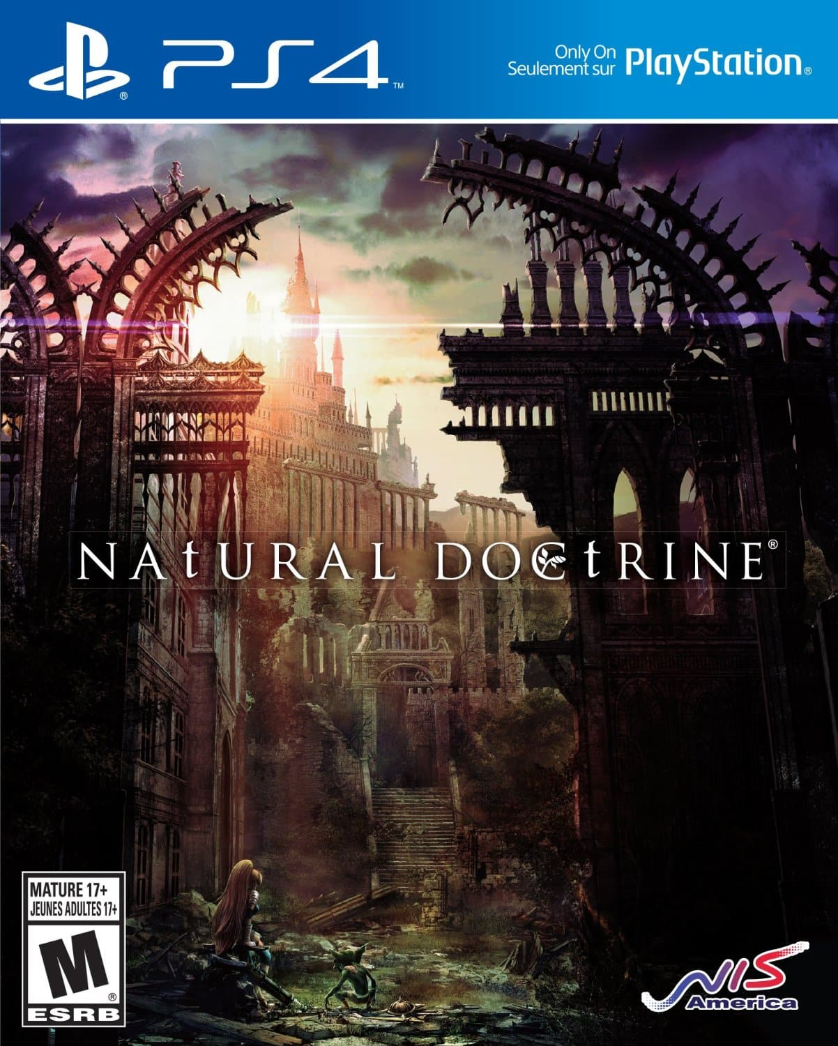 Natural Doctrine Pre-Order (PS4) $39.99 + $10 Amazon Credit + Free Shipping