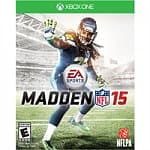Madden NFL 15 (Xbox One or PS4)  $50 + Free Shipping