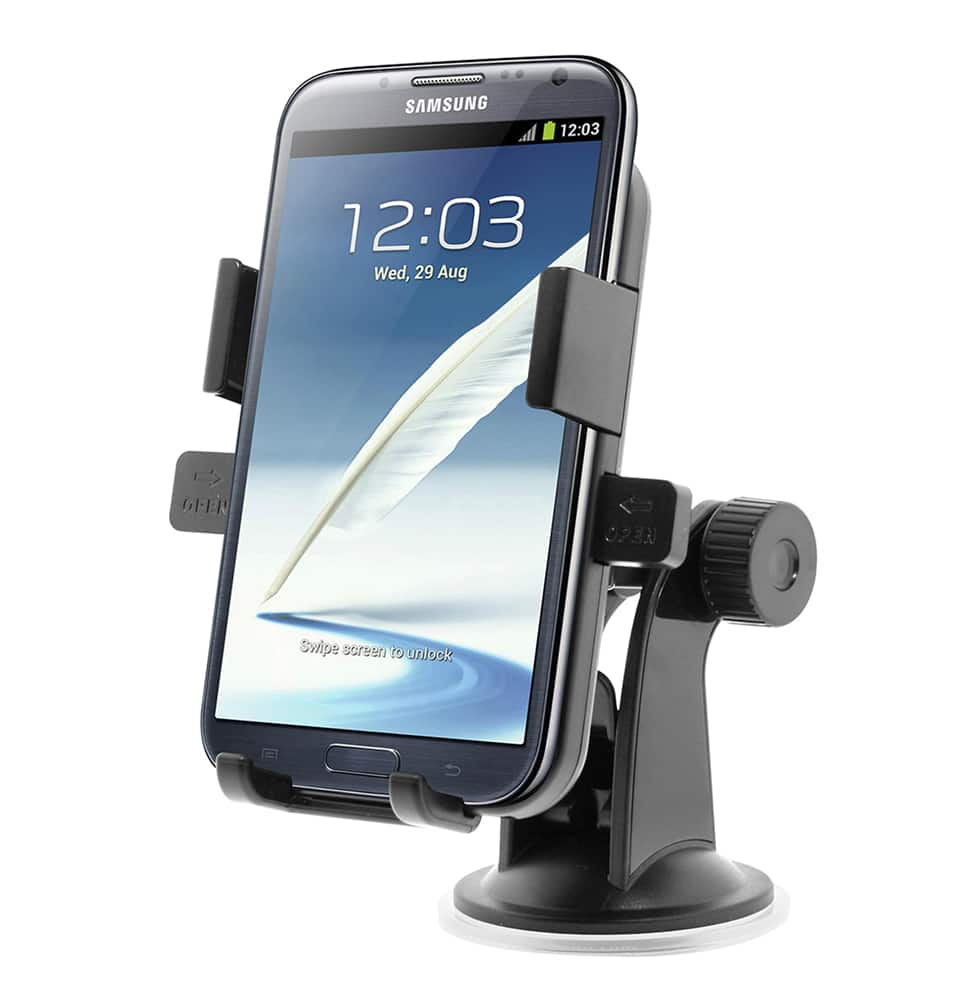 iOttie One-Touch Car Mount Holder for Smartphones  $13 + Free Shipping