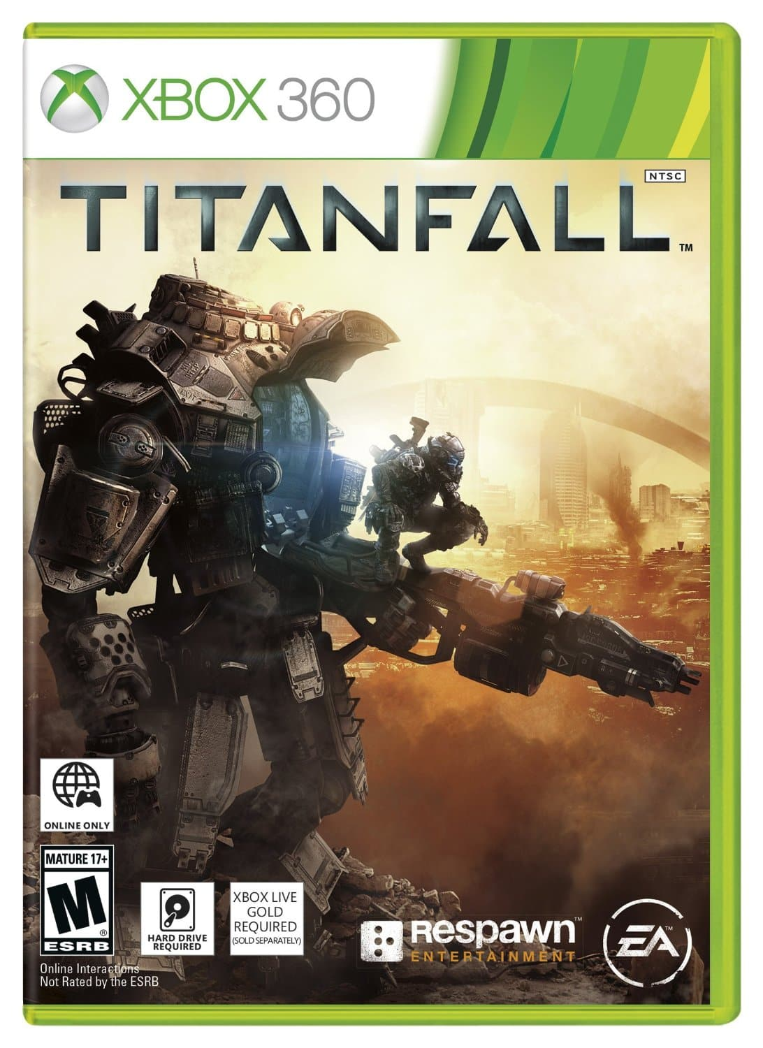 Titanfall for Xbox 360 - regular price $59.99 - today while supplies last $4.99 on Microsoftstore.com