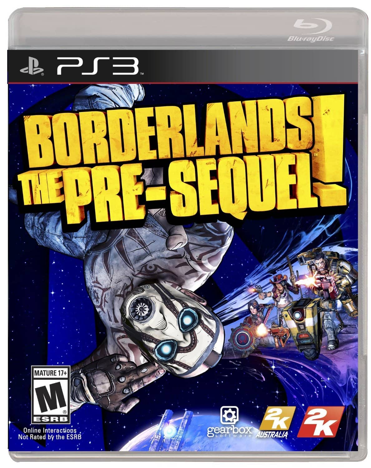 Borderlands: The Pre-Sequel (Various Platforms) $39.99 + Free Shipping
