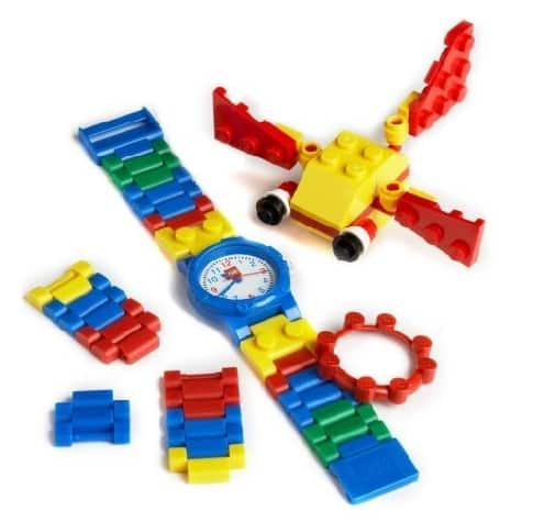 LEGO Kids' Creator Watch with Buildable Toy  $12.50 & more