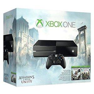 Microsoft Xbox One Console Assassin's Creed: Unity Bundle $299.99