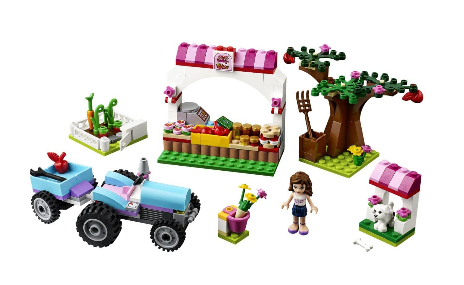 LEGO Friends 41026 Sunshine Harvest $14