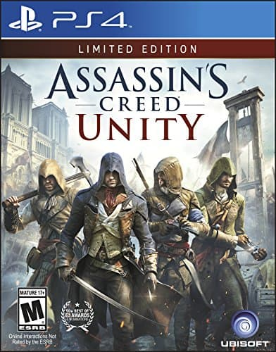 Assassin's Creed Unity (Xbox One, PS4 or PC)  $30
