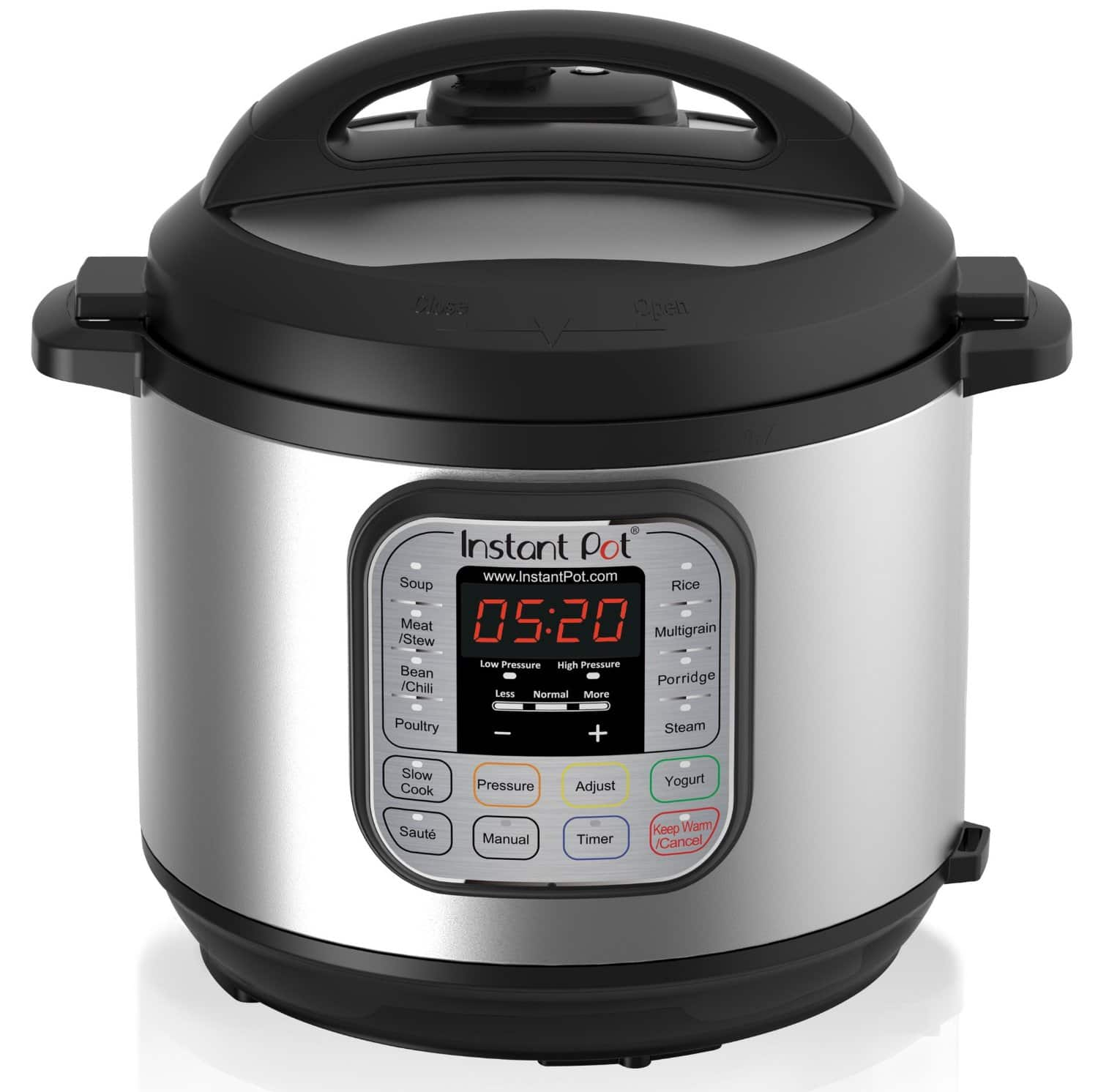6-Quart Instant Pot 7-in-1 Programmable Pressure Cooker $100 w/ MasterPass Checkout w/ Free Shipping *950+ Amazon Reviews*