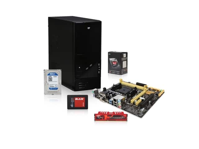 AMD A8-6600K Richland 3.9GHz Quad-Core APU with Radeon HD 8570, ASUS A78M MOBO Bundle $289.99 A/R w/FS @ Newegg