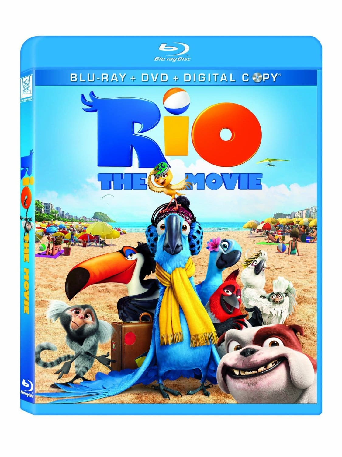 Blu-ray Sale: Life of Pi, Alien, Office Space, Rio, Mr & Mrs Smith, We Bought a Zoo & More  $5 each + Free Store Pickup