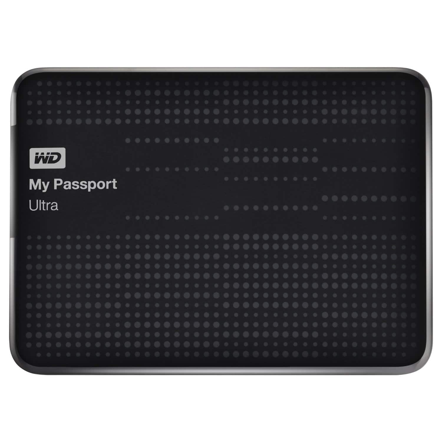 2TB Western Digital My Passport Ultra USB 3.0 Portable Hard Drive $79.99 with free shipping