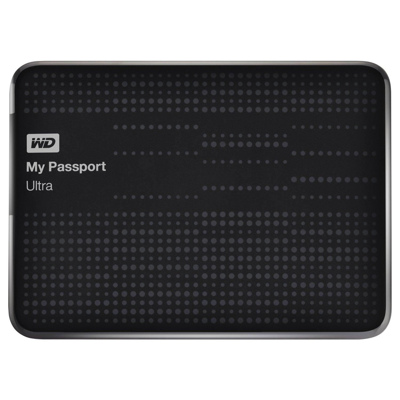2TB Western Digital My Passport Ultra USB 3.0 Portable Hard Drive $79.99 with free shipping