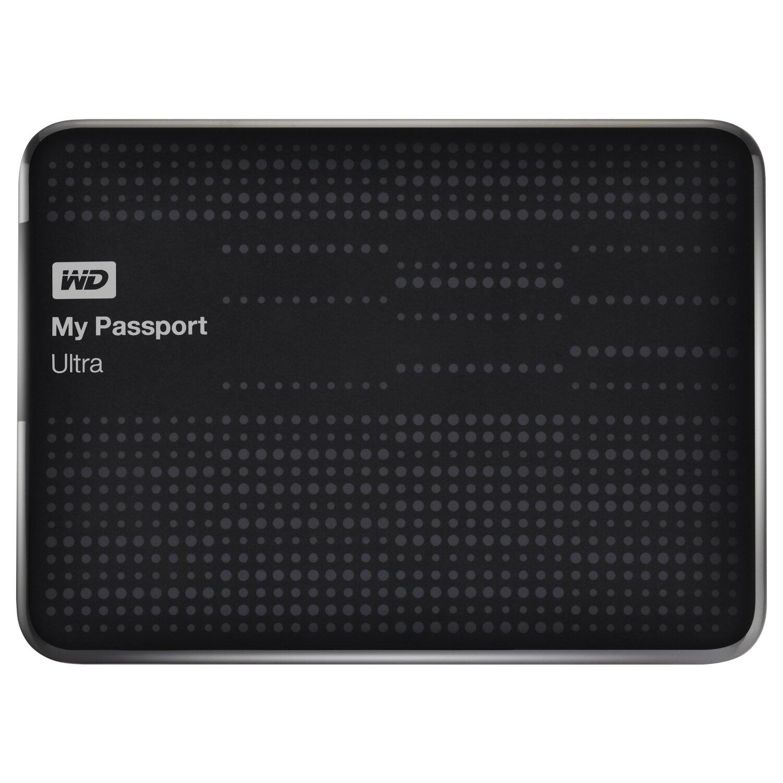 2TB Western Digital My Passport Ultra USB 3.0 Portable Hard Drive $79.99 with free shipping *Back Again*