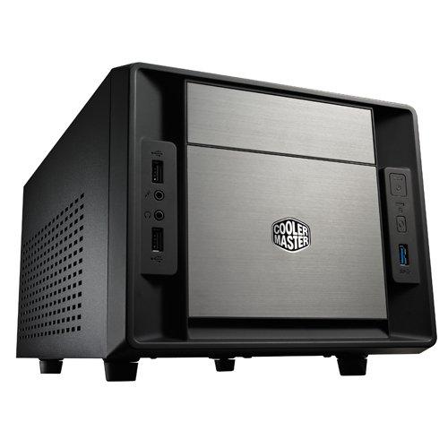 Cooler Master Elite 120 Advanced Mini-ITX Computer Case w/ USB 3.0 (Black) - $24.99 AC AR + Free Shipping @ Newegg.com