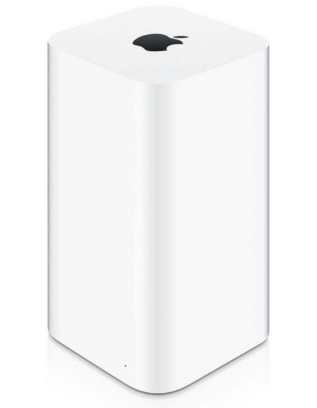 Apple AirPort Extreme Base Station (refurbished)  $129 + Free Shipping