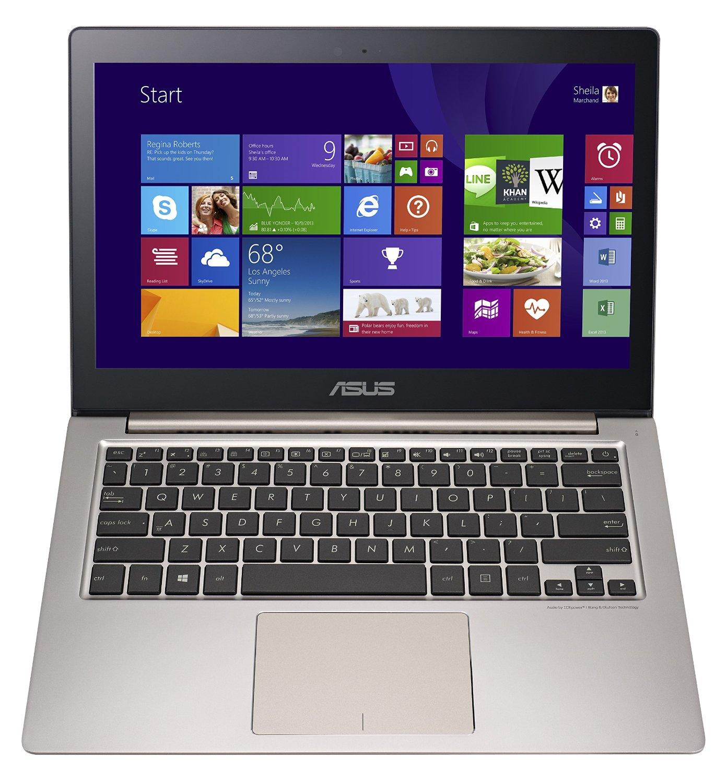 """ASUS Zenbook UX303LA Ultrabook: i5-5200U, 8GB DDR3, 256GB SSD, 13.3"""" 3200x1800 $799 + Free Shipping"""