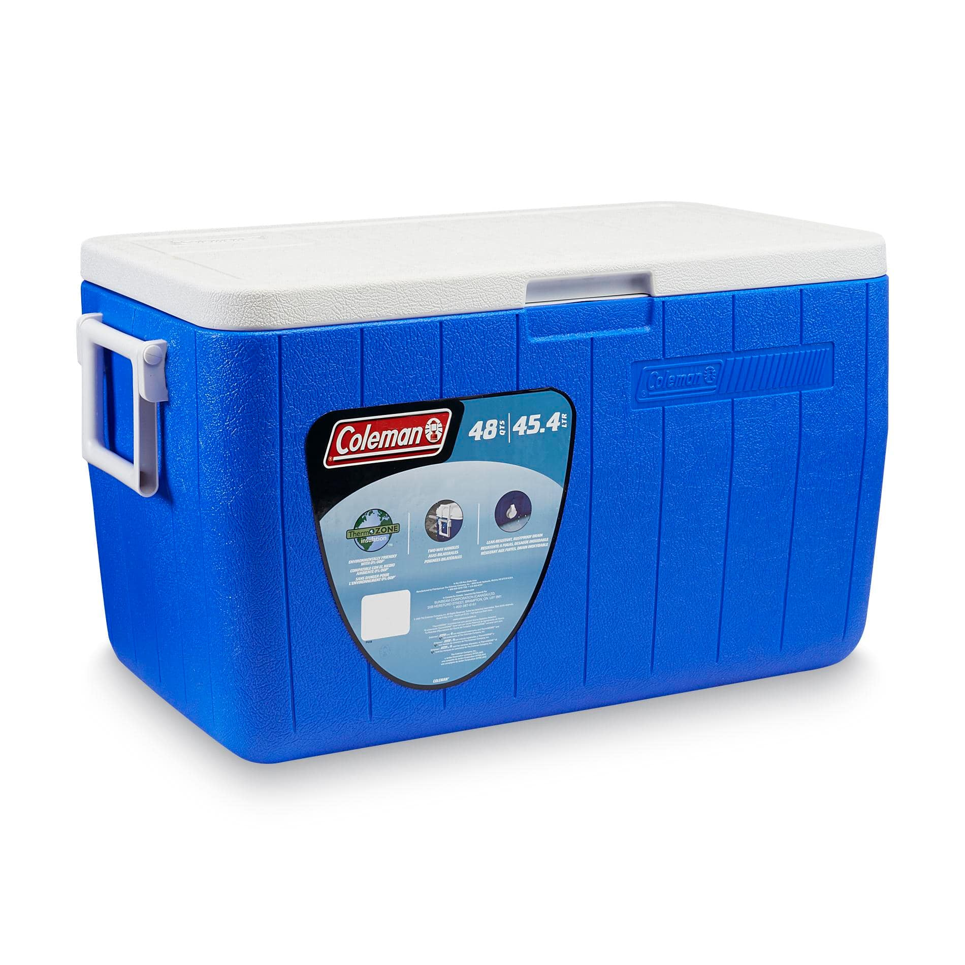 Coleman 48-Quart Chest Cooler $14.24 + Free Store Pickup @Kmart