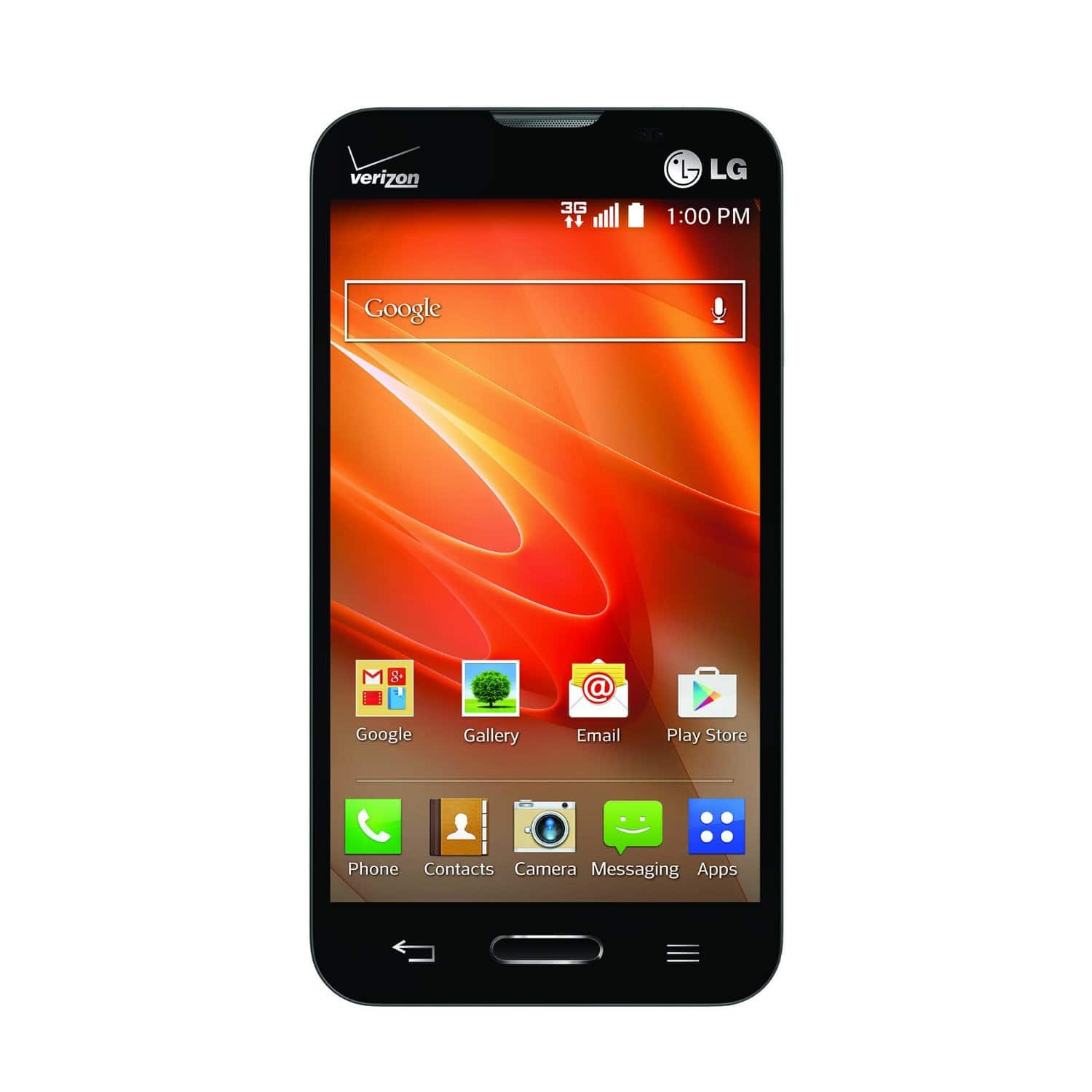 LG Optimus Exceed 2 No-Contract Smartphone for Verizon Wireless  $15 + Free In-Store Pickup