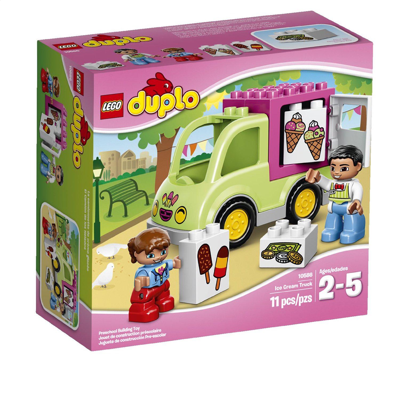 LEGO DUPLO Ice Cream Truck (10586) - $7.59 w/ Free Prime Shipping