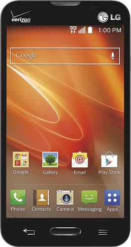 Verizon Wireless Prepaid LG Optimus Exceed 2 No-Contract Cell Phone $14.99 + Free Store Pickup @Best Buy
