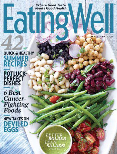 Eating Well Magazine $4.50/yr or Weight Watchers Magazine $4.50/yr