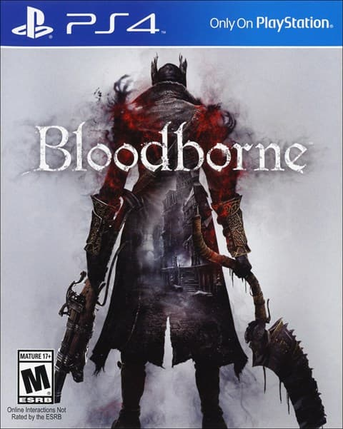 Bloodborne PS4 Used $20 FS @ Gamefly.com