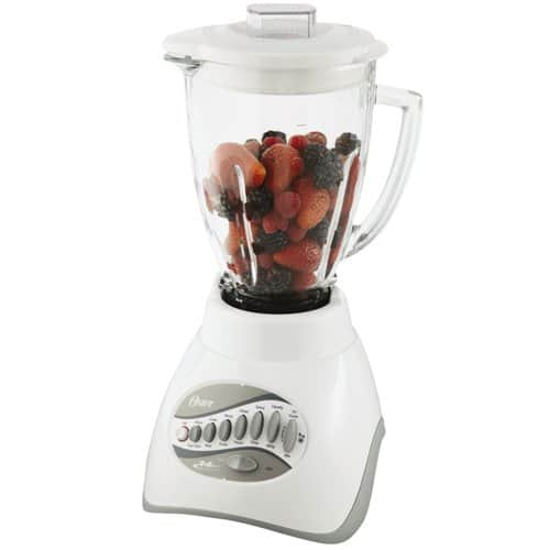 Oster 6-Cup 14-Speed Blender (white) + $15 Shop Your Way Points  $30 + Free Store Pickup