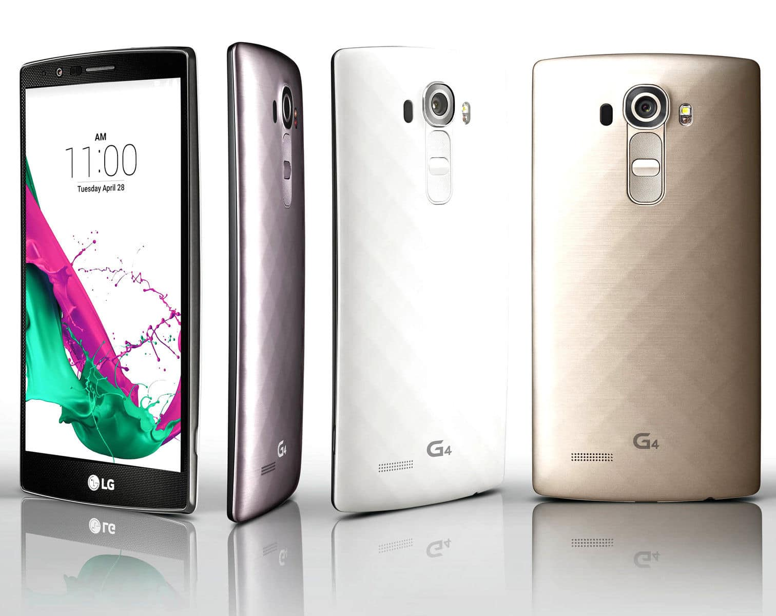 32GB LG G4 H815 Factory Unlocked 4G LTE Hexa-Core Smartphone GSM $400 + Free Shipping