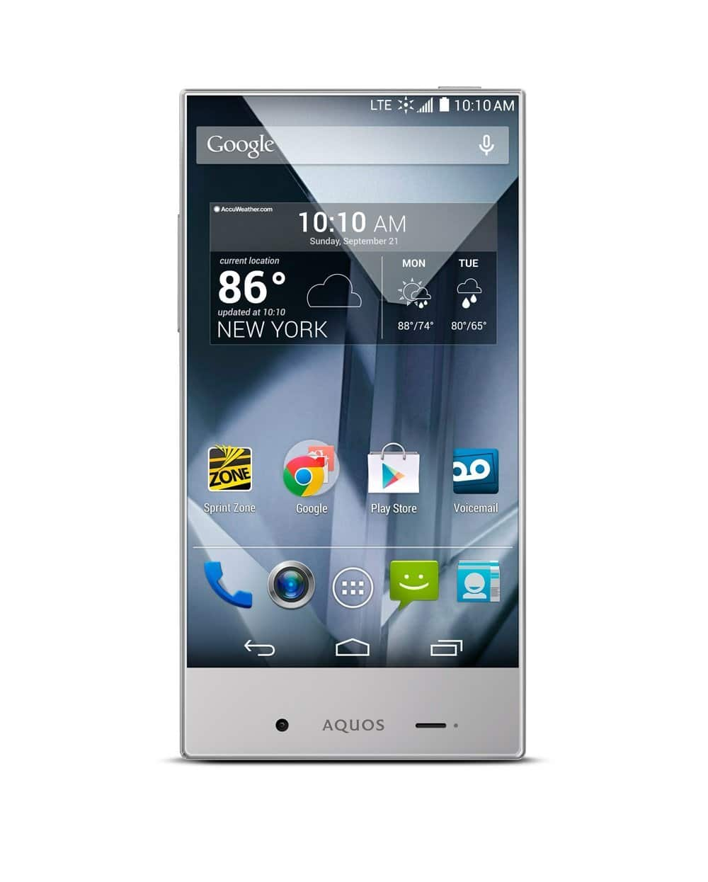 "Boost Mobile Sharp Aquos Crystal 5"" 4G LTE Smartphone $59.99 + FS @ Best Buy"