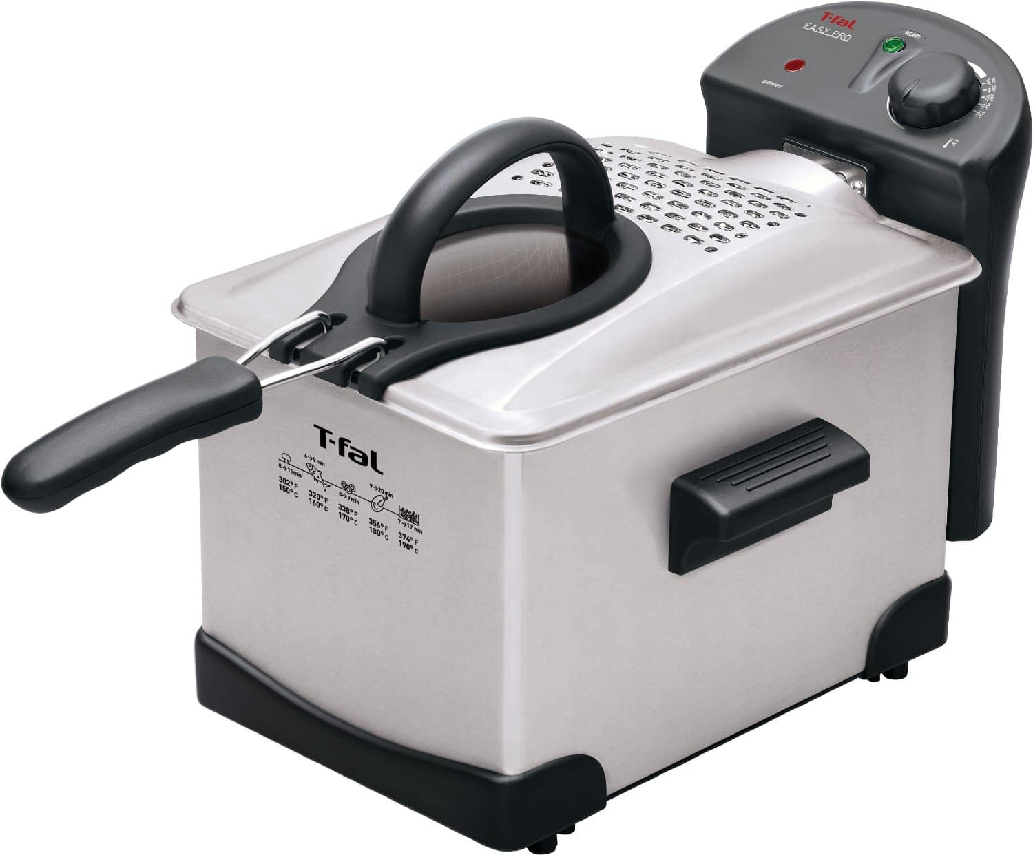 T-fal: EZ Clean Deep Fryer $50, Easy Pro Deep Fryer  $30 & More + Free S&H