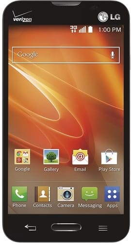 LG Optimus Exceed 2 No-Contract Cell Phone  - Verizon Wireless Prepaid - $7.99