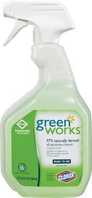 32-Oz Clorox Green Works All-Purpose Cleaner $2 + Free Store Pickup at Staples