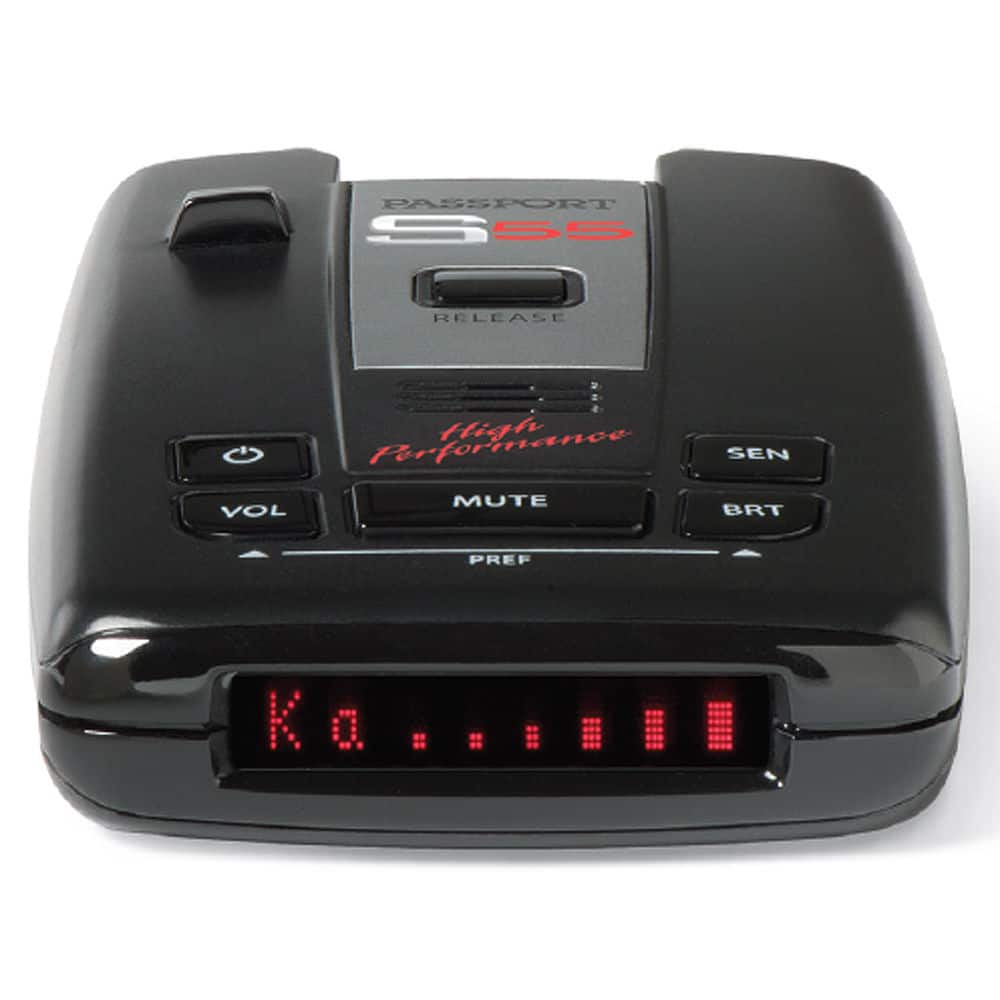 Escort PASSPORT S55 Radar/Laser Detector  $160 + Free Shipping