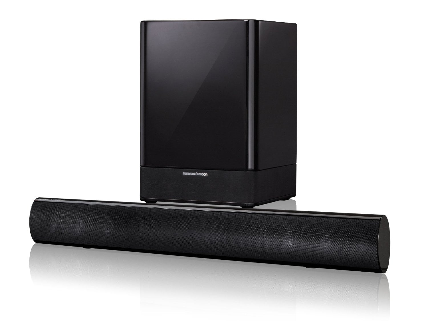 Refurbished - Harman Kardon SB 16 Home Theater System w/ 2.1-Ch Soundbar & Wireless Subwoofer $99.99 FS