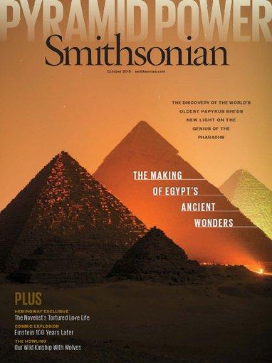 Smithsonian Magazine $8.49 per year