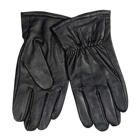 Auclair Men's Plush Lined Leather Gloves  $5 + Free Shipping