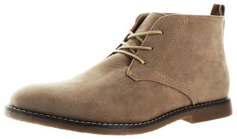 Street Moda: Moda Essentials Men's Desert Chukkas (various colors) - $25 Plus Free 3-Day Shipping