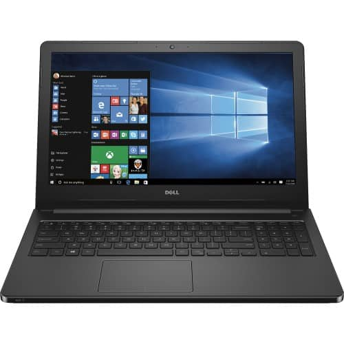 "Dell Inspiron Touchscreen Laptop: Intel Core i3-4030U, 15.6"" LED, 8GB /1TB, DVDRW, Wireless AC, Win 10 $299.99 + Free Shipping @ Best Buy"