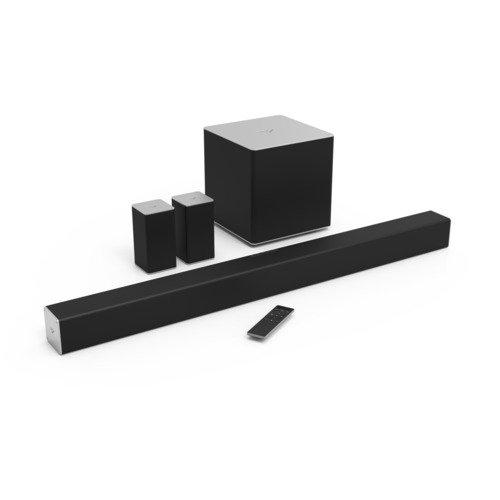 "Amazon Prime Deal: VIZIO 40"" 5.1 Sound Bar w/ Wireless Subwoofer & Satellite Speakers  $198 + Free Shipping"