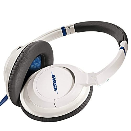 Bose SoundTrue Headphones Around-Ear Style (White) $74.99 + Free Shipping