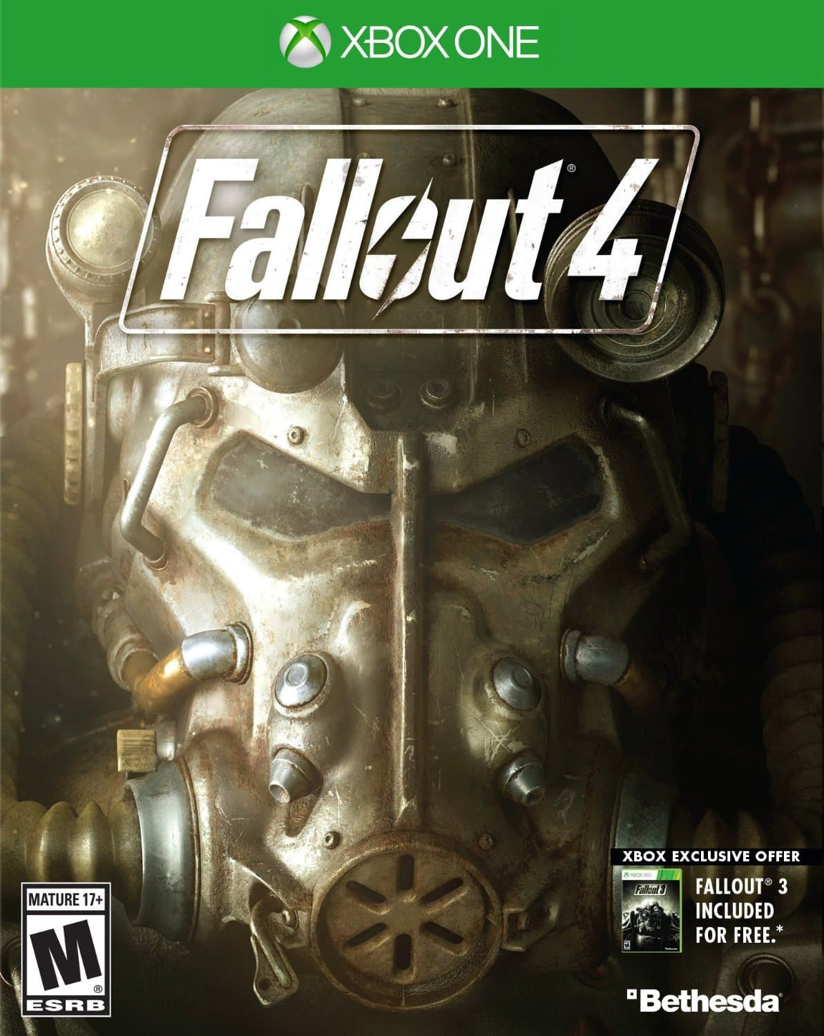 Fallout 4 (Xbox One)  $45 + Free Shipping