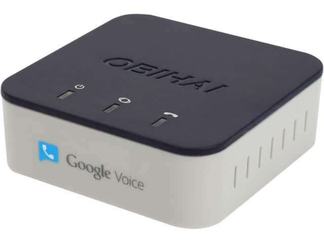 Obihai OBi200 VoIP Telephone Adapter w/ Google Voice & SIP  $30 + Free Shipping