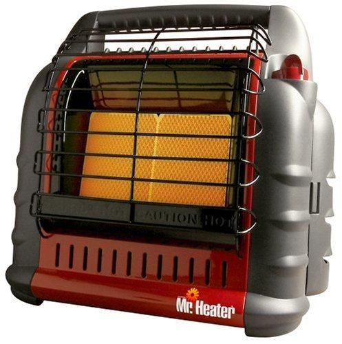 Mr. Heater Big Buddy 18,000 BTU Portable Propane Heater  $80 + Free Store Pick-Up