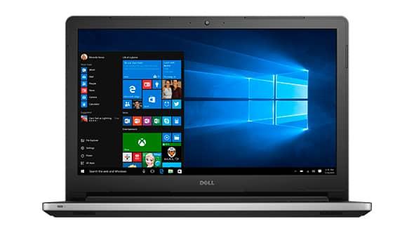"Dell Inspiron 15 i5558-5717SLV Signature Edition Laptop: Intel Core i5-5250U, 15.6"" 1080p Touchscreen, 8GB/1TB, Backlit Keyboard, Win 10 $449 + Free Shipping @ Microsoft Store"