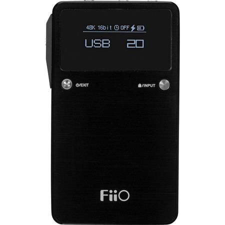 FiiO E17K Alpen 2 Portable USB DAC & Headphone Amplifier + 64GB MicroSD Card  $110 & More + Free Shipping
