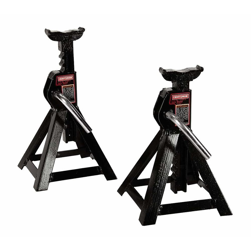 2-Pack Craftsman 2-1/4 Ton Jack Stands $13.49 + Free Store Pickup ~ Sears